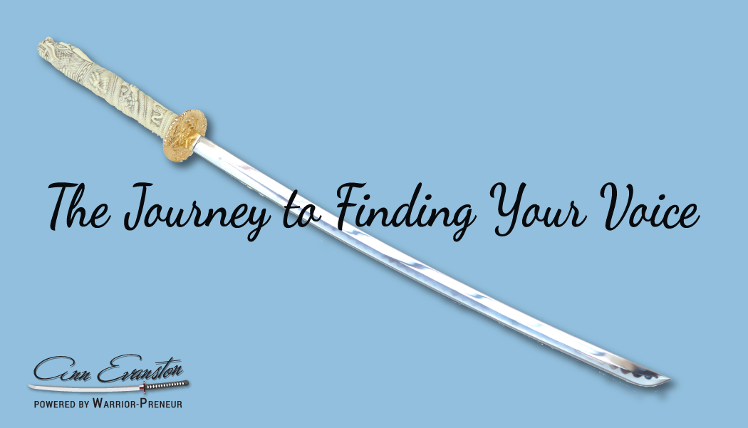 The Journey to Finding Your Voice