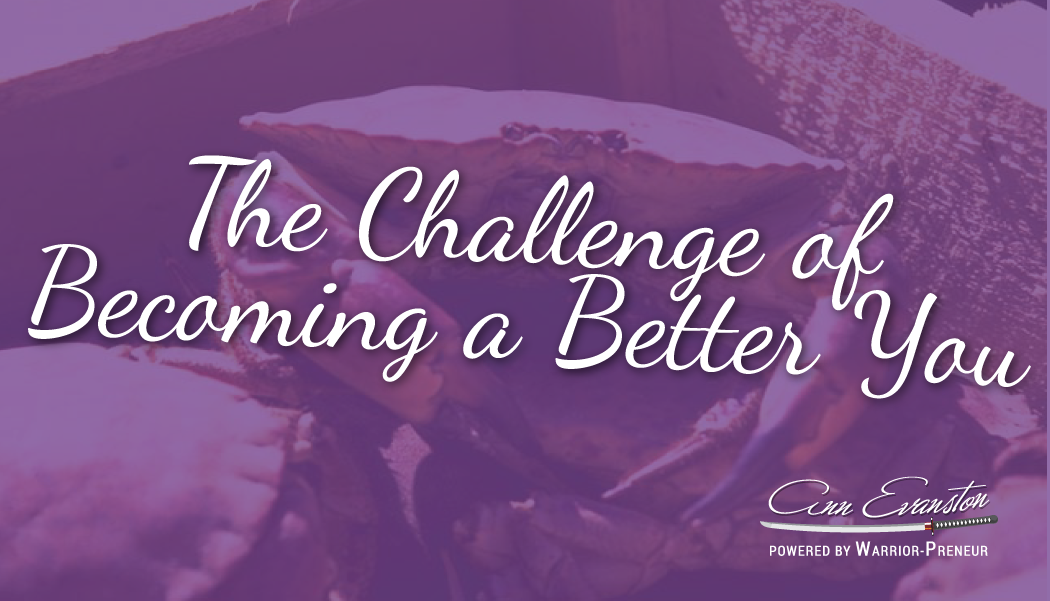 The Challenge of Becoming a Better You
